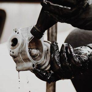 Die Lösung für Ihr Schmierproblem: GLEIT-µ Reiniger für Metall