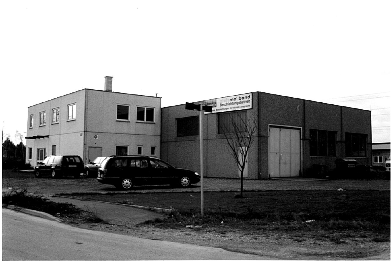 Werk 1 der Wessely GmbH in der Girakstraße 1, 2100 Korneuburg